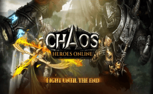 Chaos Heroes Online Officially Announced