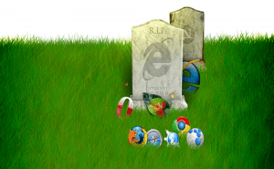 Microsoft Is Terminating Older Versions of IE