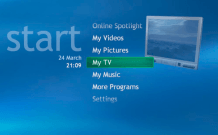 Media Centers, Part III: Windows Media Center