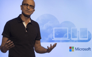 Microsoft Announces Cloud Event On October 20