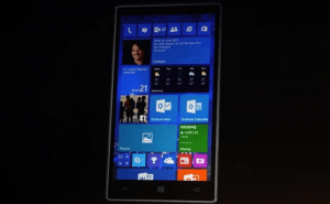 Microsoft's Preview Of Windows 10 For Smartphones