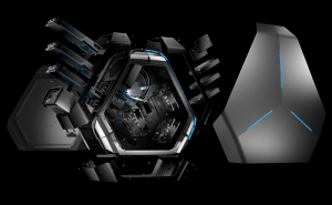 Meet Alienware Area-51, a PC That Looks Ready for Space Travel
