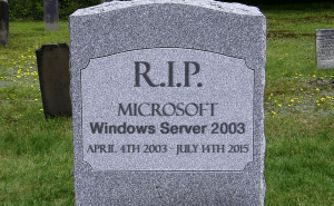 Microsoft Ends its Support for Windows Server 2003