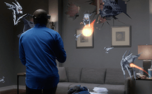 Microsoft's HoloLens will arrive to developers within a year