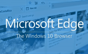 Browser extensions for Edge set to arrive in 2016