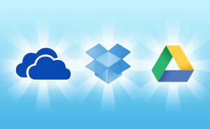 Choose Your Go-To Cloud Storage: Dropbox, Google Drive, SkyDrive