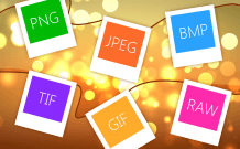 So Many Image Formats