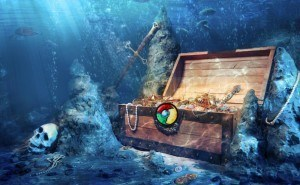 Open Chrome Treasure Chest Once More