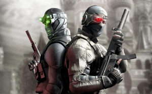 Ubisoft offers Tom Clancy's Splinter Cell for free