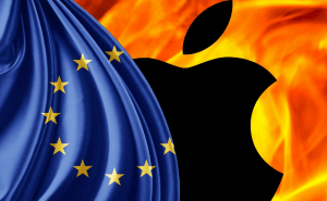 Apple fined $14.5 billion by the European Union