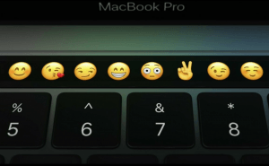Apple reveals the new MacBook Pro
