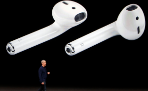 Apple shows a cool new attitude in the ads for AirPods