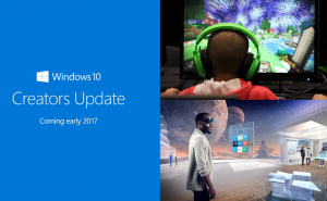 Get the Creators Update for your Windows 10