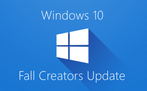 The Windows 10 Fall Creators Update will come on October 17