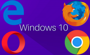 Сhange Edge as the default browser in Windows 10