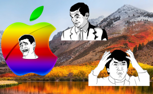 "MacOS High Sierra can be hacked simply by typing ""root"""