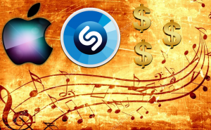 Reasons why Apple has acquired Shazam
