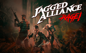 THQ Nordic announced Jagged Alliance for Fall 2018