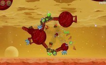 Angry Birds Explore the Red Planet