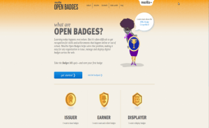 Mozilla Open Badges presents new ways for user web identification