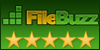 filebuzz 5 stars award