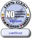 LoadScout Clean Award