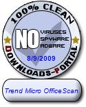 Trend Micro OfficeScan Clean Award