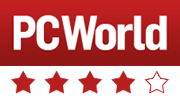 PCWorld rating 4