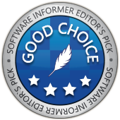Software Informer Editor's pick award