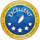 Software Informer 5 Star Editor's pick award