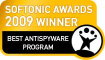 Softonic Awards 2009 - Winner