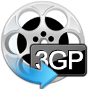 Daniusoft Video to 3GP Converter