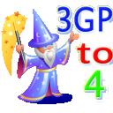 MediaSanta 3GP to AVI VCD SVCD DVD Converter