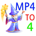 MediaSanta MP4 to 3GP AVI MP4 DVD Converter