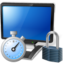 Automatically Lock Computer Software