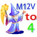 MediaSanta M1V M2V to AVI VCD SVCD DVD Converter