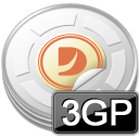 Daniusoft DVD to 3GP Suite