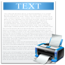 Print Multiple Text Files Software