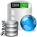 IBM DB2 Sybase ASE Import, Export & Convert Software