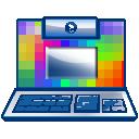 Colour Cam Laptop E
