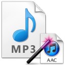 Convert Multiple MP3 Files To AAC Files Software