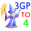 MediaSanta 3GP to 3GP AVI MP4 DVD Converter