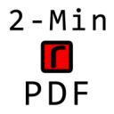 2-Minute PDF Designer