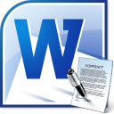 MS Word Contractor Agreement Template Software