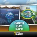 NatGeo Games Earth Day Pack