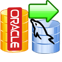 DRPU Database Converter - ORACLE to MySQL (Demo)