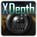 XDepthョ RAW Converter