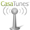 CasaTunes Web User Interface
