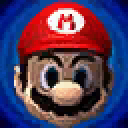 Game-Bomber Mario