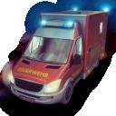 Emergency Ambulance Simulator